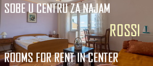 Crikvenica sobe - rooms for rent