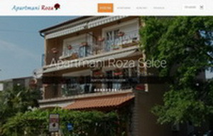 Apartments Roza Selce